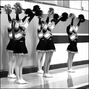 Cheerleading at Aragon: A Modern Perspective