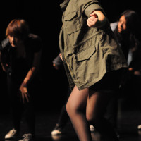 The Aragon Asian Pop Club danced to a variety of Asian pop songs. (Alex Furuya)