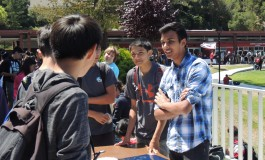 Leadership's club fair exposes students to new interests
