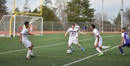 Dons take down Sequoia 3-1 behind Anthony Sandoval's two-goal performance