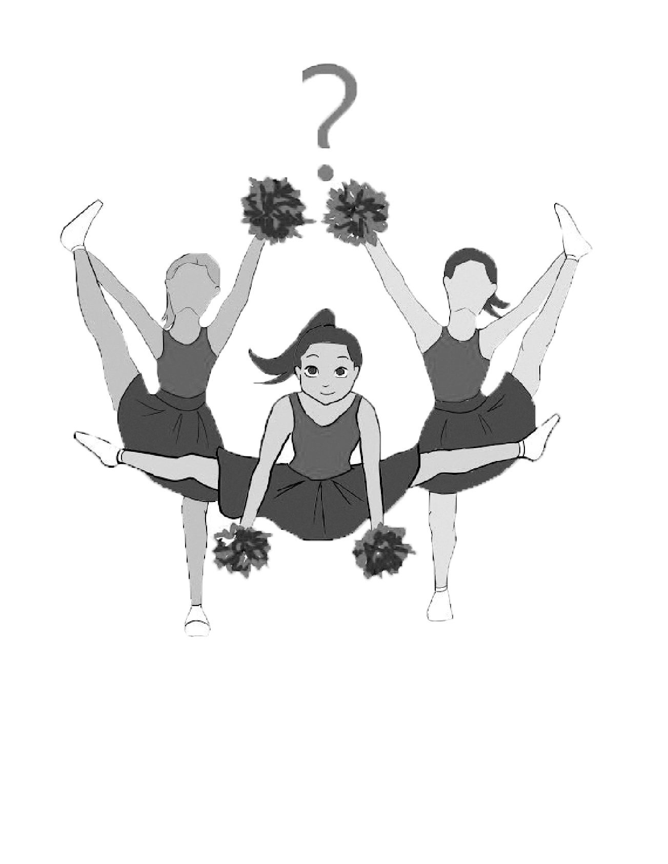 should cheerleading be considered a real A group of high school cheerleaders addressed officials at a board of  the  alignment between the various cheerleading squads would be.