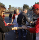 PTSO hosts annual tailgate for first home football game