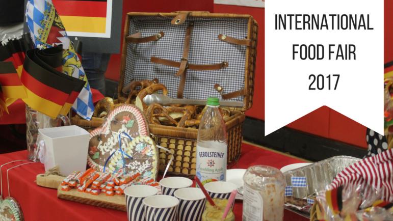 Germany Booth - International Food Fair Thumbnail