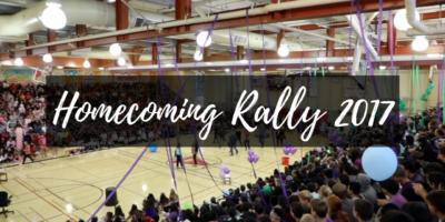 Homecoming Rally Thumbnail